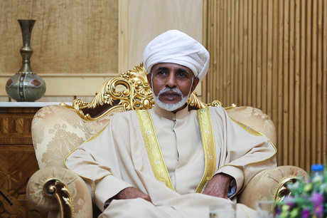 سلطان قابوس، پادشاه عمان درگذشت