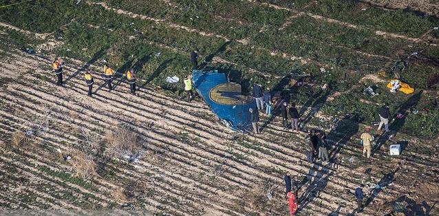 مدیر کل بررسی سوانح سازمان هواپیمایی: به ما اطمینان دادند که موشکی شلیک نشده است