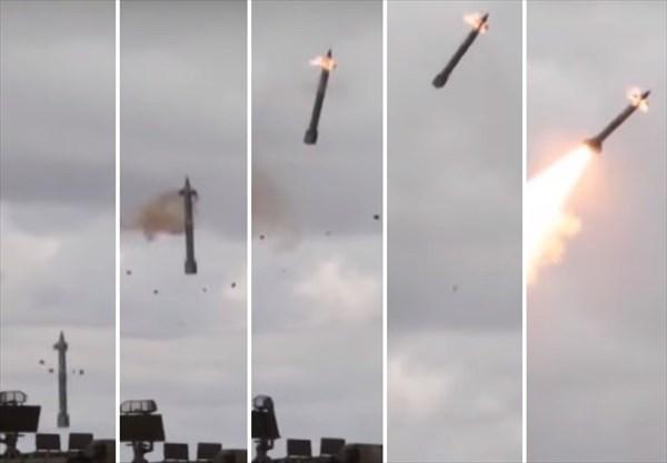 پدافند موشکی «تور ام-۲» ا