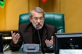 لاریجانی: فرمانده کل سپاه درباره حادثه سقوط هواپیمای تهران-کییف در مجلس توضیح داد