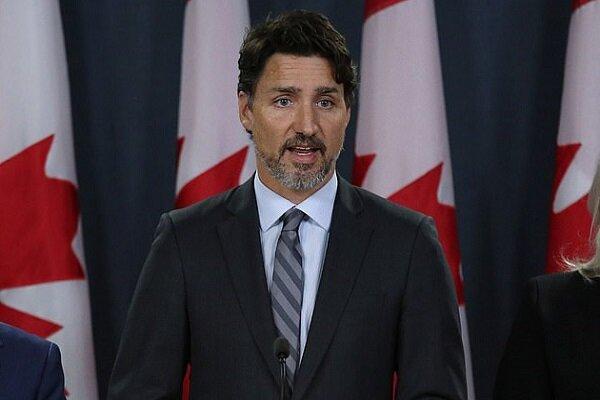 نخست وزیر کانادا: حادثه سقوط هواپیمای اوکراینی نیاز به تحقیقات بیشتر دارد