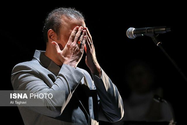 علیرضا قربانی کنسرتهای دی ماهش را لغو کرد