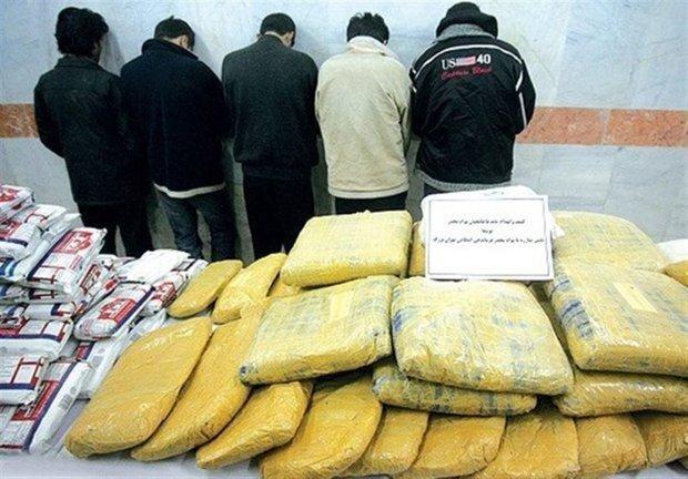 دستگیری 3000 قاچاقچی و 2000 معتاد از ابتدای سال در کرمانشاه