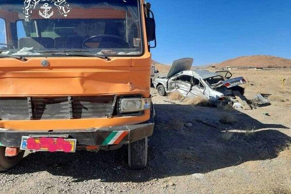 مرگ ۴۹۵ نفر در تصادفات رانندگی مازندران در 9 ماه