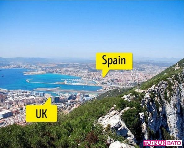جبل الطارق Gibraltar