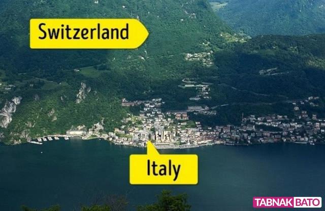 کامپیون ایتالیا Campione d'Italia