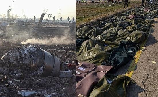 اشتباهات رسانه ای در فاجعه سقوط هواپیمای اکراینی