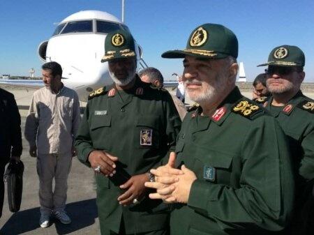 سردار سلامی: تمام امکانات سپاه به مناطق سیلزده میآید