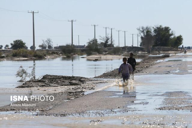 ناجا: امنیت کامل در مناطق سیلزده برقرار است