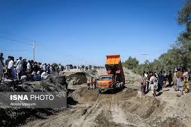 بازگشایی راههای 190 روستا در سیستان و بلوچستان