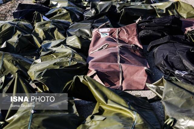 شناسایی 124 نفر از قربانیان سقوط هواپیمای اوکراینی