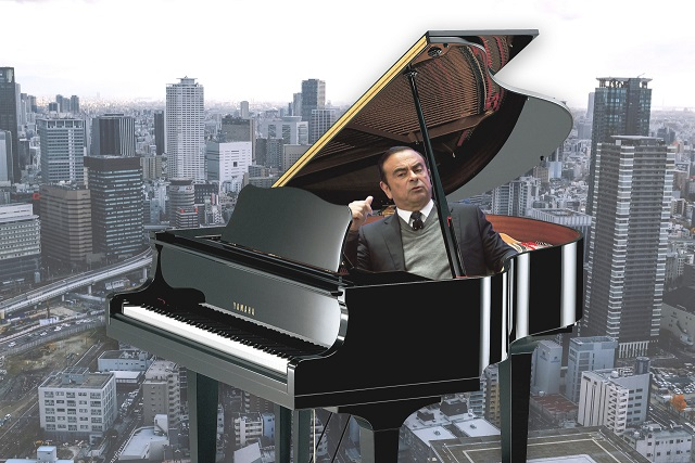 فرار مدیر عامل نیسان با جعبه موسیقی