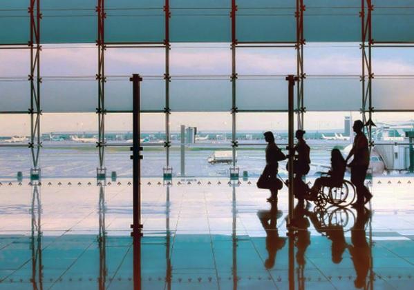 بعد از خرید بلیط هواپیما، دو ساعت قبل پرواز در فرودگاه باشید