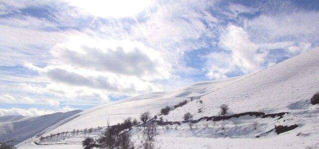 کاهش شدت سرما و یخبندان شبانه در سطح کردستان