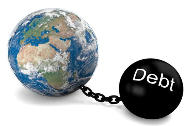 ثبت بالاترین سطح بدهی جهانی: 253 تریلیون دلار