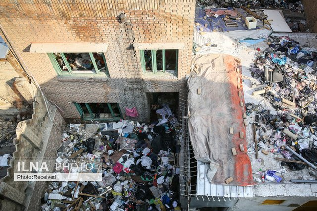 زندگی کارگر، دانشجو و معلمِ بازنشسته با معتاد و سارق زیر یک سقف/«فقر و بیپولی» نقطه اشتراک ساکنان خانههای مجردی