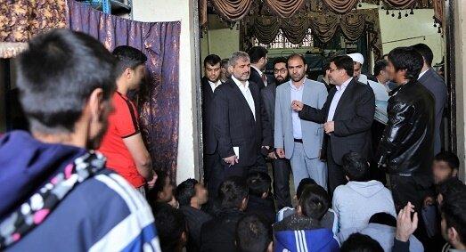 دستور آزادی ۱۷۰ زندانی در بازدید دادستان تهران از زندان تهران بزرگ