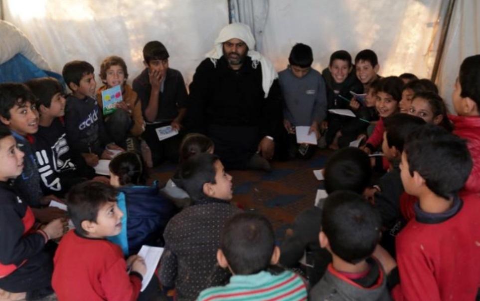 کودکان اوارگان سوری