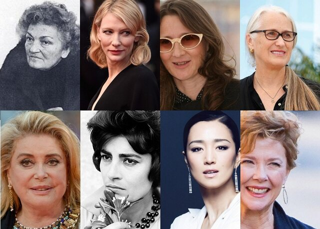 زنان در جشنواره ونیز