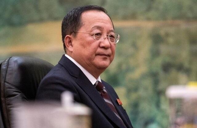 وزیر خارجه کره شمالی تغییر کرد