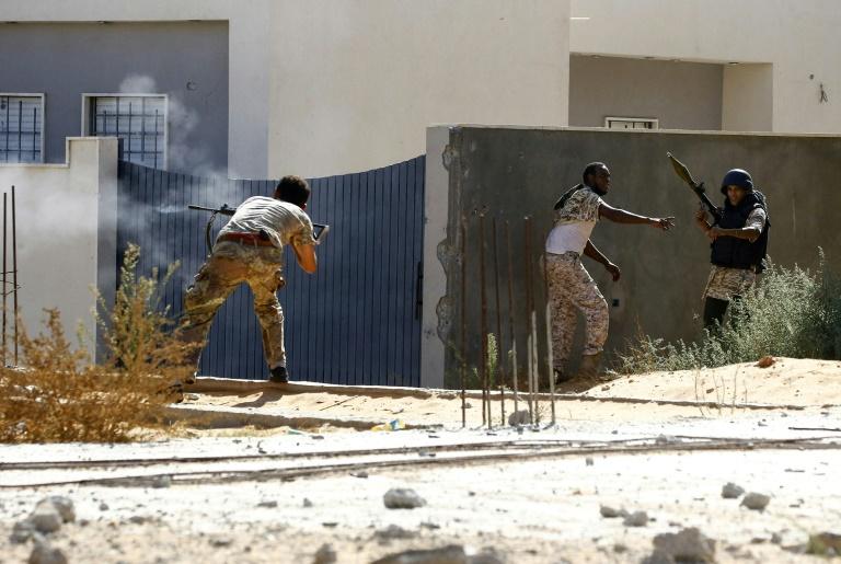 جنگ داخلی لیبی، رقابت اردوغان و قطر در مقابل مصر و روسیه