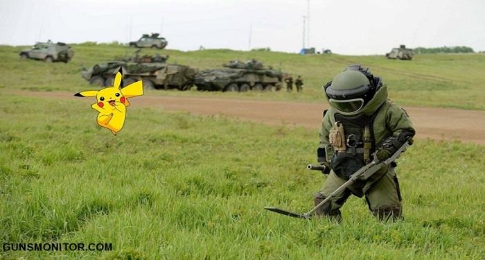 پوکِمون گو یک مشکل متفاوت برای ارتش کانادا!