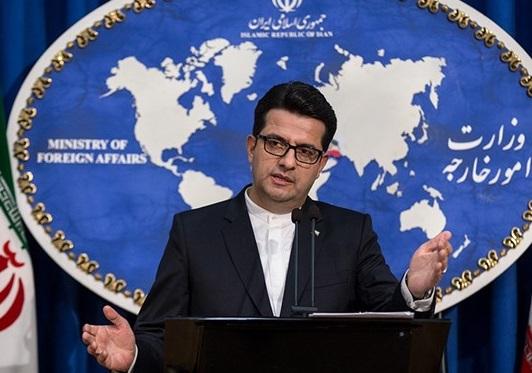 سخنگوی وزارت خارجه: ظریف به داووس نمی رود/یکی از مقامات منطقه فردا در تهران
