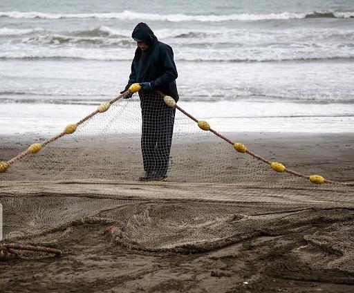 چینی ها دریا را جارو کرده و رفته اند