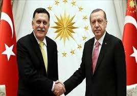 درخواست حمایت نظامی دولت لیبی از ترکیه
