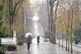 ادامه بارشها در کشور تا چهار روز آینده