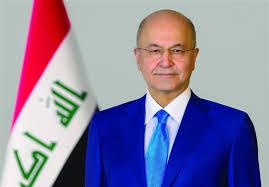 یک نماینده اقلیم کردستان عراق: برهم صالح  از مقام ریاست جمهوری استعفا نکرده