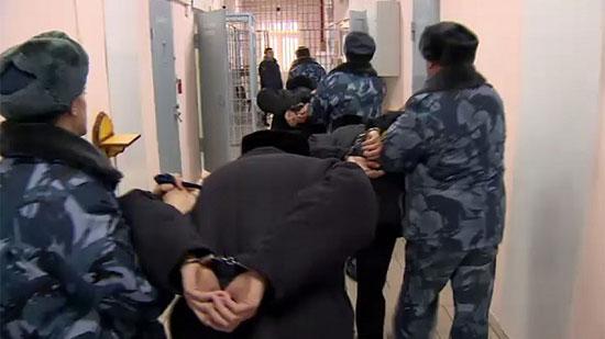 زندان دلفین سیاه، روسیه