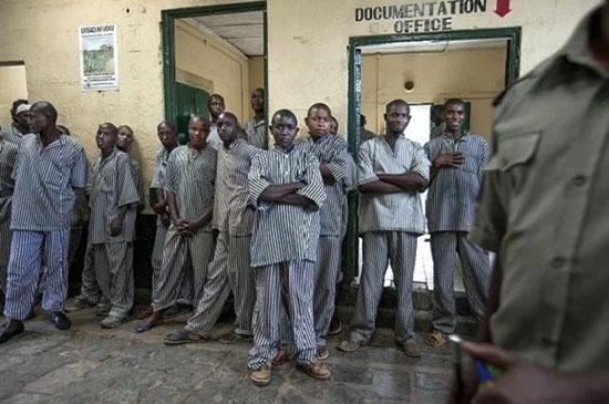 زندان کامتی، کنیا