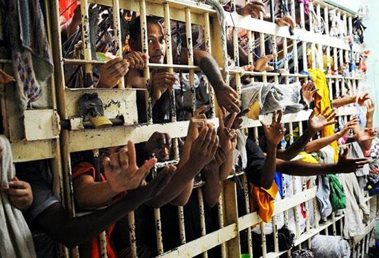 زندان لا سابانتا، ونزوئلا