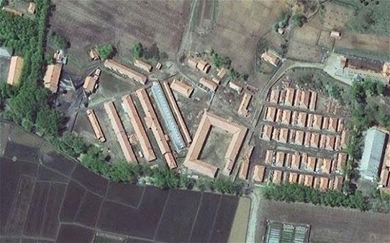 کمپ ۲۲، کره شمالی