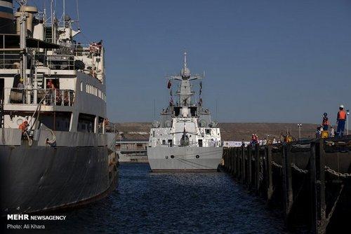 رزمایش دریایی با چین و روسیه و 7 نکته