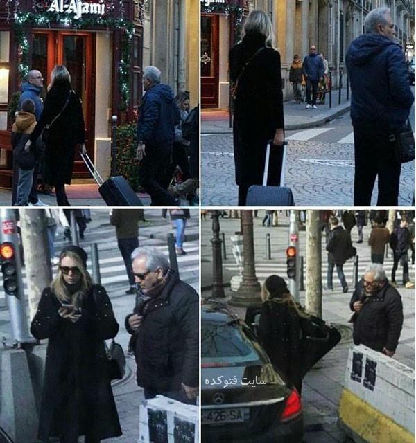 مهران مدیری در پاریس
