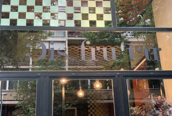 رستوران دیسفروتار (Disfrutar)، اسپانیا