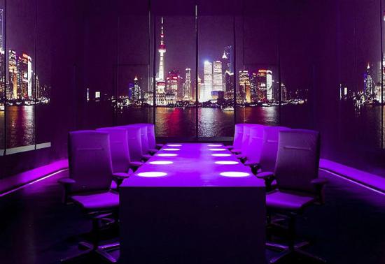 رستوران اولترا ویولت، چین