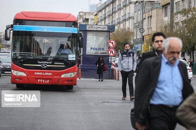 چراغ سبز دولت برای واردات فوری اتوبوس