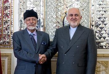 وزیرخارجه عمان به ایران آمد