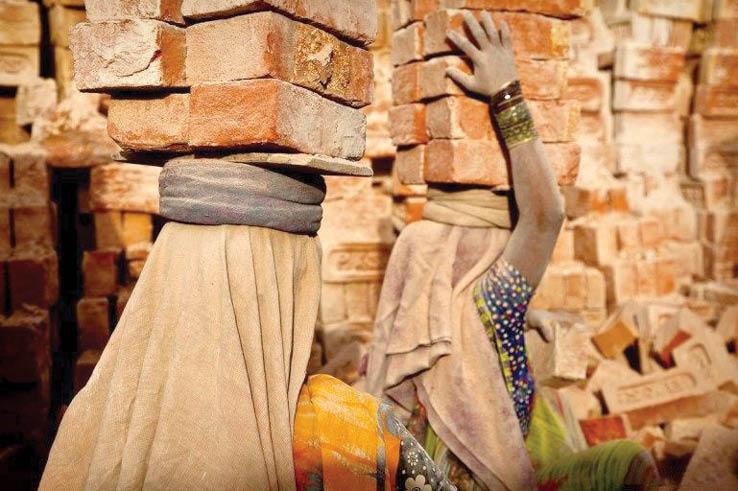 آجرپزی در نپال