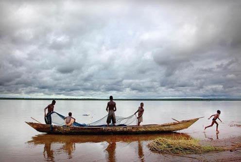 ماهیگیری در غنا