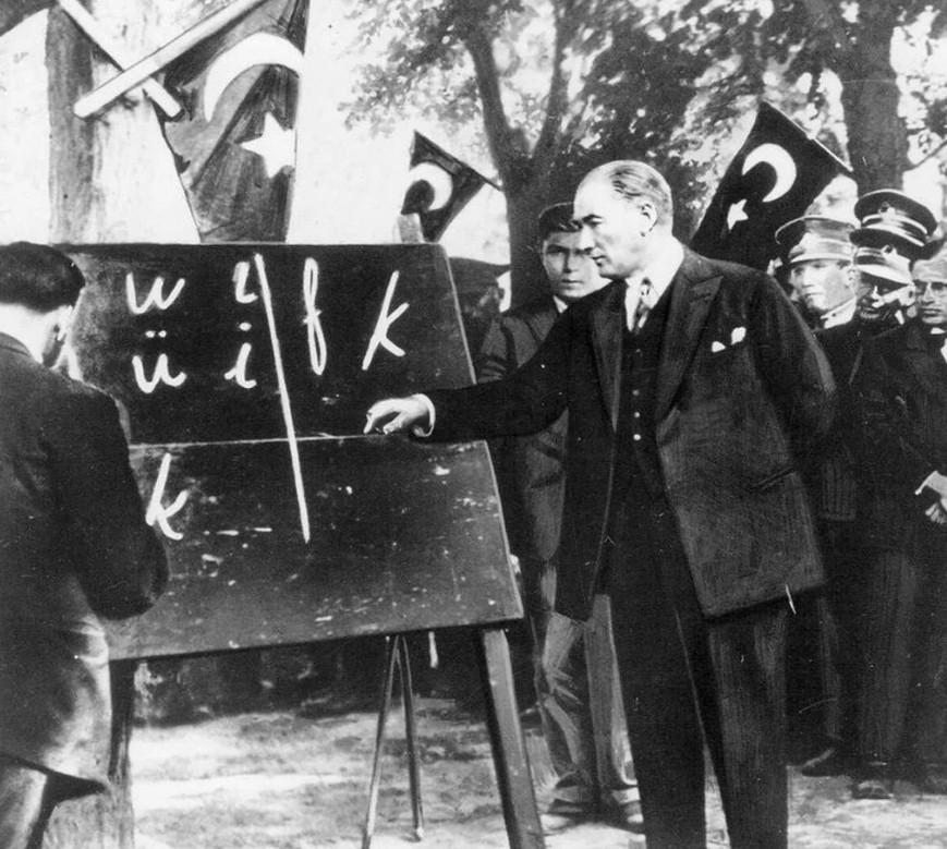 ممنوعیت استفاده از X، W و Q در ترکیه