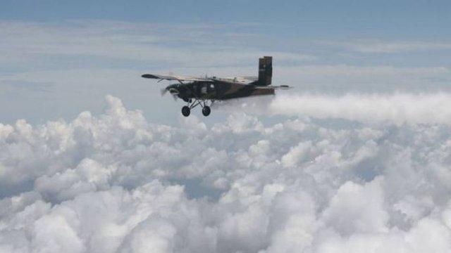 واکنش سازمان هواشناسی به عملیات مجدد بارورسازی ابرها