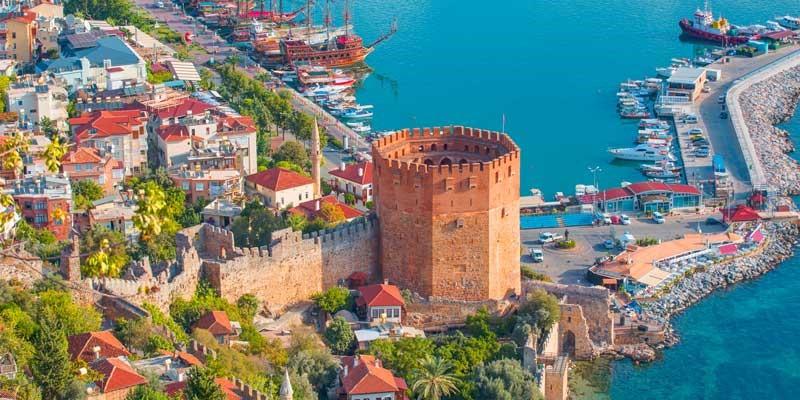 بهترین تورهای ترکیه