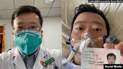 خشم در چین از پنهان کاری مقامات و تهدید افشاگر کرونا