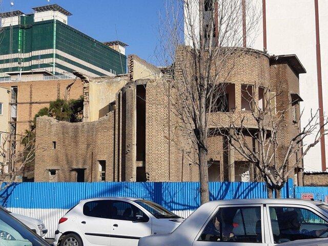 گرد مرگ روی تاریخِ تهران میپاشند!