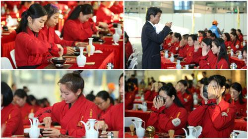 نوشیدن چای در چین
