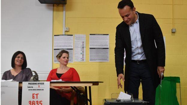 ایرلند انتخابات برگزیت